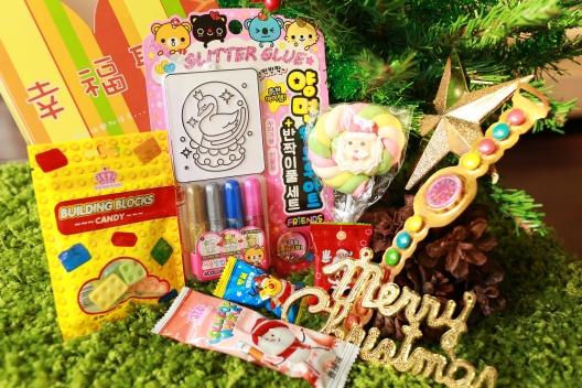 幸福聖誕盒